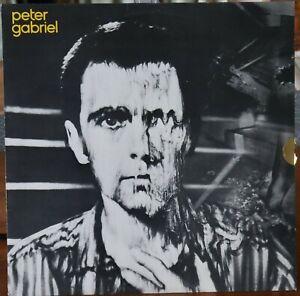 Peter Gabriel (Self Titled) Australian Pressing 1980's Charisma Records (N Mint)