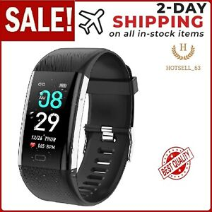 Watch Tracker Fitness Band Activity Heart Rate Monitor Koretrak Style Waterproof