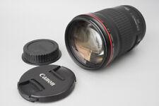 Canon EF 135mm f/2 f2 L USM Telephoto Lens, For Canon 6D 5D Mark 3 Mark IV 1D