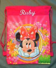 Character Personalised Bag / gym bag / school bag / nursery bag / PE / Pump