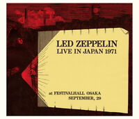 LED ZEPPELIN -Collector's  LIVE IN JAPAN 1971 , Osaka, 929 Press  6×CD F/S