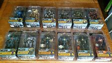 Pacific Rim set of all 14 jeagers with bonus Heroclix booster box