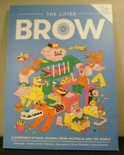 The Lifted Brow. 10th Birthday issue.
