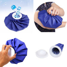 Ice Bag Heat Cold Cooler Pack Reusable Injury Knee Head First Aid Pain Relief