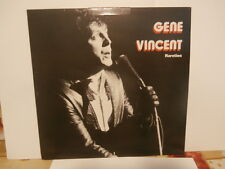 "gene vincent.""rarities"".lp.or.fr.vinyl noir.dr.collector:cra 001.rare fan club"