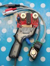 Difalco H.O. slot car controller, DD532, w/ coast, choke, dual polarity