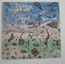 "TALKING HEADS ""Road to nowhere"" (Vinyl 45t/SP) 1985"