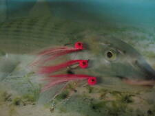 3 V Fly Size 4 Tropic MINNOW Baitfish PREDATOR Saltwater MOSCHE