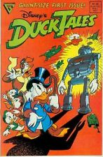 Duck valle # 1 (Barks, 52 pages) (USA, 1988)