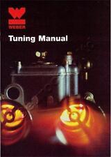 Tessitore Tuning Manuale IDF ICT IDA DCOE nuovo p/n 9500005400