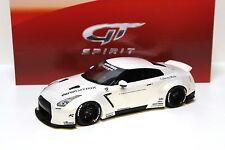 1:18 GT Spirit Nissan GTR R35 LB Performance white NEW bei PREMIUM-MODELCARS