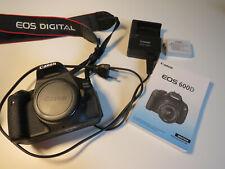 Canon EOS 600D Body Kamera GEhäuse