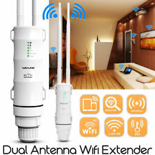 Wifi Repeater Extender Access Point Router 2.4ghz 150mbps + 5ghz 433mbps 1000MW