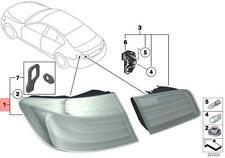 Genuine BMW F10 F10N Sedan Inner Left Tail Light Rear Lamp OEM 63217312707