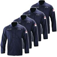 British Army Jacket Shirt Uniform Combat Warm Weather FR RN Royal Navy - 10 PCS