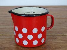 N7058 Courriel Casserole à Lait - Marmite - Pot - Émail