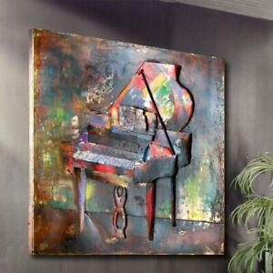 """Metall - Wandbild """"Pianoforte"""""""