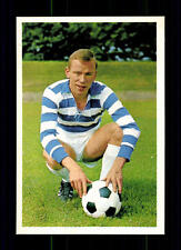 Werner bottegai MSV Duisburg Bergmann sammelbild 1966-67 n. 171