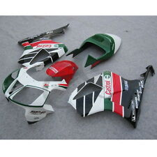 Casrtol ABS Plastic Fairing Bodywork Kit For Honda VTR1000R RC51 SP1 SP2 00-06