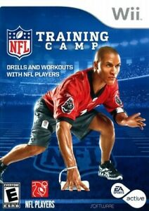 EA Sports Active: NFL Training Camp - Nintendo  Wii Game