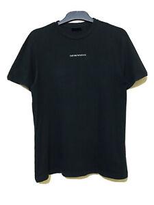 Emporio  Armani Logo Chest  Cotton Tshirt