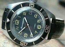 Vostok Komandirsky 030787 orologio da polso militare automatico russo dorato