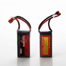 Wild Scorpion 11.1v 1500mah 25c Li-po 3cell RC Battery for Nighthawk 250