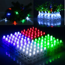 100*Finger Light Up Ring Laser LED Rave Party Favors Glow Beams Christmas Decor