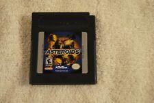 Asteroids (Nintendo Game Boy, 1992) Gameboy