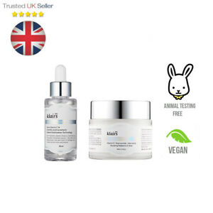 Klairs Vitamin C + E Skin Radiance Boosting Set Korean Skincare - UK SELLER