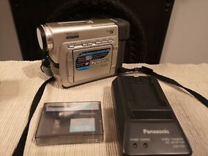 Panasonic NV-DS35 Mini Dv Digital Video Camera Camcorder Vintage