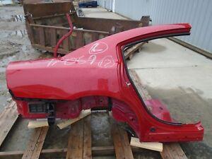 2012-2014 Dodge Charger SRT8 OEM RH Right Passenger Rear Quarter Panel Cut