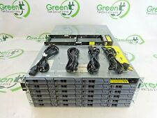 NetApp DS4486 NAJ-1101 24-Port 4U Disk Shelf w/ 2x IOM6 Controller 4x PSUs