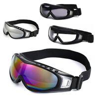 4Pairs Winter Snow Sports Goggles Ski Snowmobile Snowboard Skate Glasses Eyewear