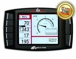 Bully Dog GT Diesel Tuner 01-14 Chevy & GMC Duramax 6.6L LB7 LLY LBZ LMM LML