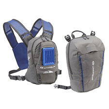 NEW UMPQUA ROCK CREEK KIT ZERO SWEEP FLY FISHING CHEST PACK IN GRANITE GREY