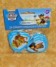Paw Patrol, Ruff Cupcake Picks,Wilton,24ct.2113-7900,Multi-Color,Fun Pix