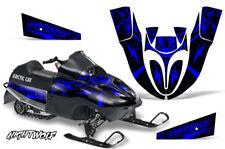 Arctic Cat Sno Pro 120 Sled Wrap Snowmobile Decal Graphics Kit 09-13 NIGHTWOLF U
