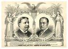 1908 William Howard Taft Campaign Sign PHOTO US President Election VP Sherman
