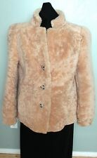 Women's Genuine/Real Sheepskin/Lambskin Shearling Fur Coat/Jacket – Medium