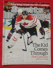 2010 OLYMPIC HOCKEY CANADA'S SIDNEY CROSBY WINS GOLD Sports Illustrated