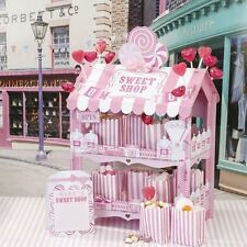 Sweet Shop Pink Wedding Birthday Engagement Party Treat Stand  Afternoon Tea