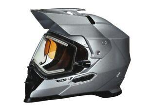 SAVE BIG! Ski-Doo EX-2 Enduro Snowmobile Electric Heated Helmet - LARGE L