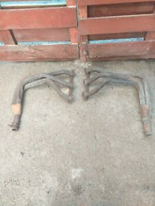 Ford essex 3.0 V6 Headers