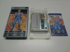 Combatribes Nintendo Super Famicom Japan