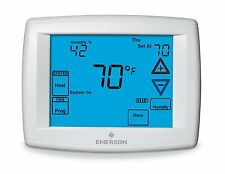 White Rodgers 1F95-1291 Programmable Digital Touchscreen Humidity Thermostat