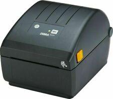 Zebra ZD220 Thermo Etikettendrucker - Schwarz (ZD22042-D0EG00EZ)