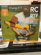 HobbyZone Champ Ready to Fly 3 channel Rc Airplane Easy to Fly New Lipo