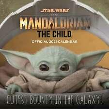 Star Wars The Mandalorian, The Child Calendar 2021