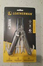 Leatherman - 832563 Wave Plus 18 Multitool Brand New